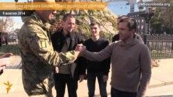 Українські діаспоряни передали гуманітарну допомогу в зону АТО