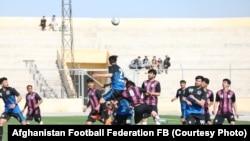 آرشیف، تیم فوتبال افغانستان