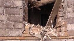 Бойовики обстріляли з «Градів» житлові райони Авдіївки (відео)