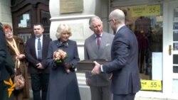 Princ Čarls u poseti Novom Sadu