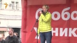 Митинг на Болотной: Александр Филиппенко