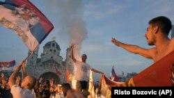 Festimet e opozitës në Mal të Zi.