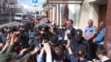 Police Raid Moscow Headquarters Of Opposition Leader Navalny