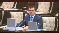 Zahid Orucla Oqtay Əsədov yenə parlamentə...