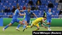 Збірна України з футболу вдруге за рік не змогла переграти національну команду Казахстану у відбірному турнірі чемпіонату світу