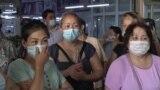 «Мы не от карантина, мы просто с голоду умрем»: протесты торговцев рынка в Нур-Султане