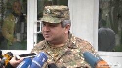 ԼՂ-ում վիրավորված տասը զինծառայող բուժվում է Երևանում