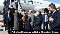 کابل ته راغلی د پاکستان پلاوی