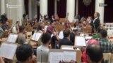 Tehran Symphony In St. Petersburg Ahead Of Iran Match