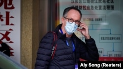 Peter Ben Embarek, investigatorul principal al misiunii OMS în China