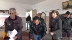 2 հազար գառնեցիներ պահանջում են դադարեցնել ինքնահոս ոռոգման համակարգի կառուցումը