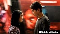 صحنهای از فیلم خورشید ساخته مجید مجیدی