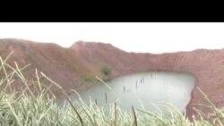 Атом көлі және Саржал ауылы