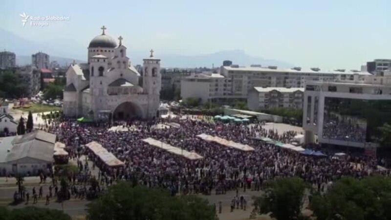 Medijski 'juriš' iz Srbije protiv crnogorskog zakona o crkvama