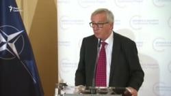 Жан-Клод Юнкер о переговорах по Брекзиту