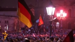Germany's Anti-Islam Pegida Movement Rallies Thousands On First Anniversary