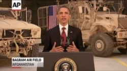 Obama In Afghanistan For Bin Laden Anniversary