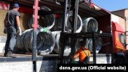 Вантаж був відправлений з України 12 серпня