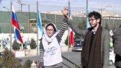 سفیران صلح افغانستان با بایسکل به هشت کشور میروند