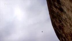 Над Севастополем літають військові літаки