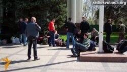 Донеччани-добровольці формують батальйон для протидії сепаратистам