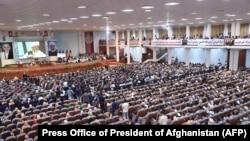 Velika skupština Loja Džirga u Kabulu, 9. avgust, 2020.