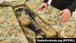 Комплект постачання гвинтівки UAR-10 до ЗСУ