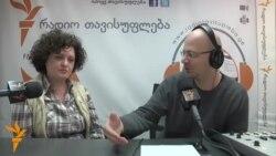ია ვეკუა თანამედროვე ქართულ კინოზე