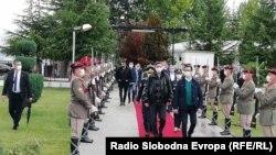 Пендаровски и Пахор во Охрид