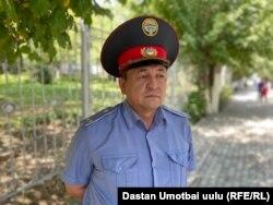 Женишбек Аширбаев.