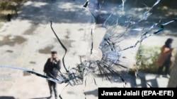 روز حمله مهاجمان مسلح بر پوهنتون کابل