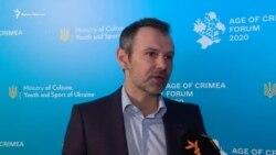 Пока последний сантиметр украинской земли не будет возвращен, наша борьба не прекратится – Вакарчук (видео)