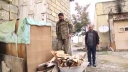 Gecəqondudan könüllü əsgər gedən kasıb balası