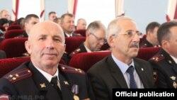 Полицин полковник Курбанов Магомедимин (аьрру агIор)
