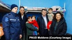 Dima Al-Khatib, reprezentanța PNUD Moldova