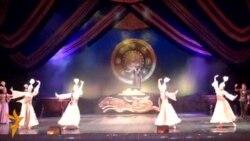 Премьера спектакля-балета «Легенды Великой степи»