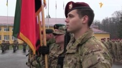 На Яворівському полігоні розпочались масштабні навчання військових ЗСУ (відео)