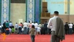 Рамадан в Астане