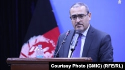 UN humanitarian chief in Afghanistan Ramiz Alakbarov (file photo)
