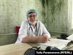 Фельдшер Таисия Малиновская