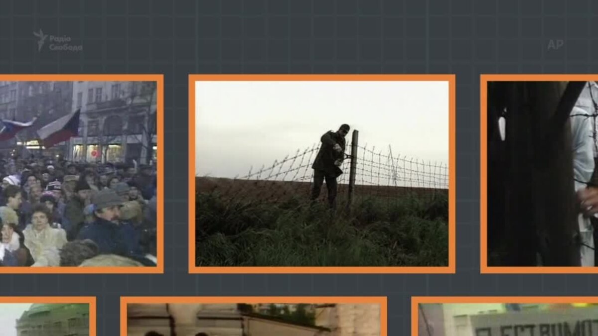 1989 год: падение коммунистических режимов в Европе – видео