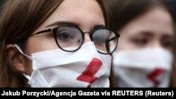 Фотогалерея: у Польщі протестують проти рішення Конституційного суду щодо абортів