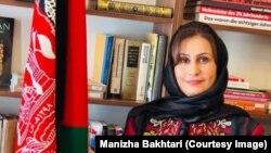 په اتریش کې د افغانستان سفيره منيژه باختري