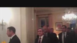 Կայացավ նախագահների մյունխենյան հանդիպումը