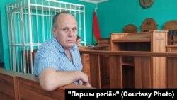 Беларуслик журналист Сергей Гордиевич