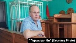Сергей Гордиевич, белорусский журналист, которого обвинили в «оскорблении» Лукашенко