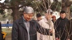 Атамбаев: Мураскор даярдабайм