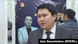 Бердибек Жамгырчиев