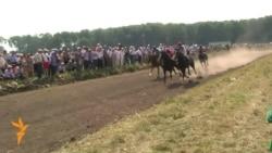 Шыгырданда татар авылларының атлары ярышты