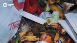St. Petersburg's Freegans Feast On Forsaken Food